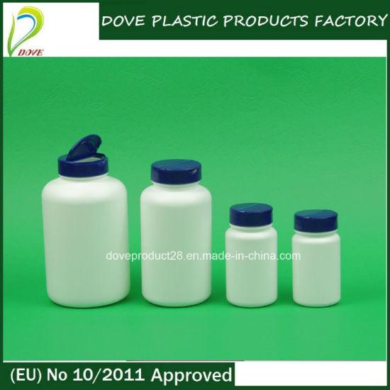 HDPE 80ml-500ml Plastic Medicine Bottles