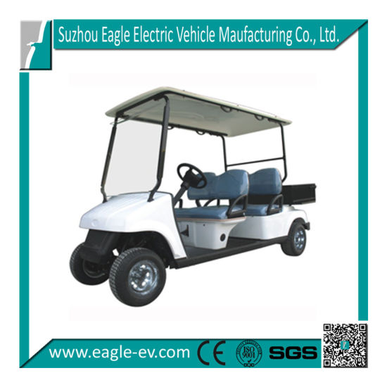 Electric Golf Cart, CE Approved, 4 Seats, Eg2046h