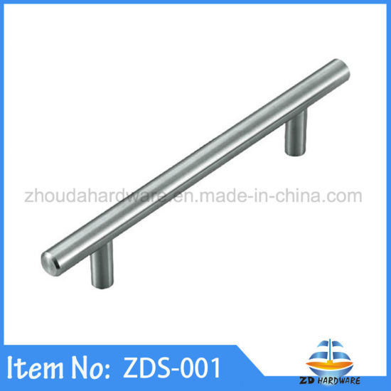 Stainless Steel T Bar Cabinet Drawer Hollow Furniture Handles Knobs pictures & photos
