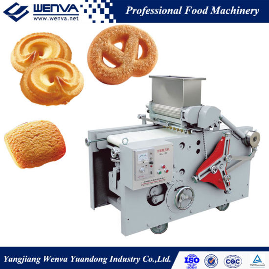 China Supplier Biscuit Making Machine Small Cookie Machine Industrial Price