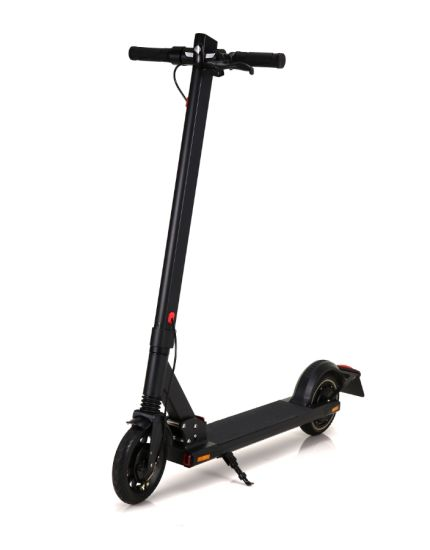 Front Suspensions 350W Motor 7.8ah Battery 8 Inch Wheel E-Scooter