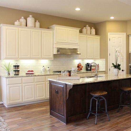 china factory direct sales prefab inexpensive modular kitchen