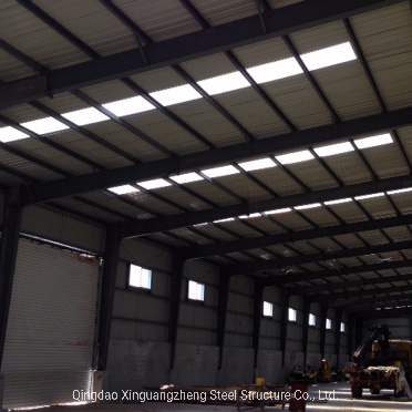 High Quality Workshop Clear Span Customize Prefab Steel Frame Building Contractor General Turnkey Construction Structure Prefabricated Steel Warehouse