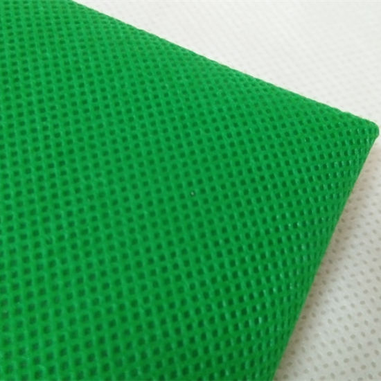 Sesamoid DOT Nonwoven Fabric for Furniture Backing
