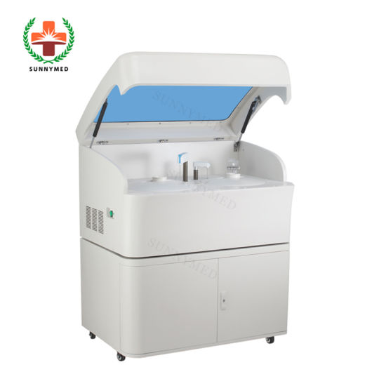 Sy-B013 Biochemistry Analyzer Reagents Blood Test Machine Biochemical  Analyser