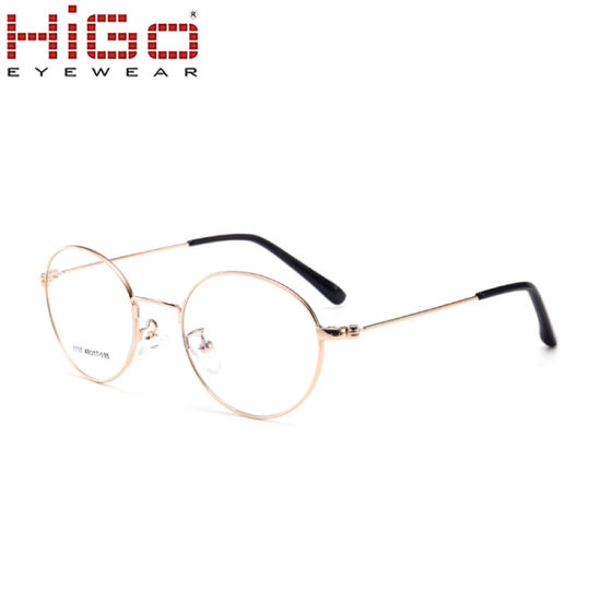 2018 Round Metal Optical Frame Wholesale with High Quality