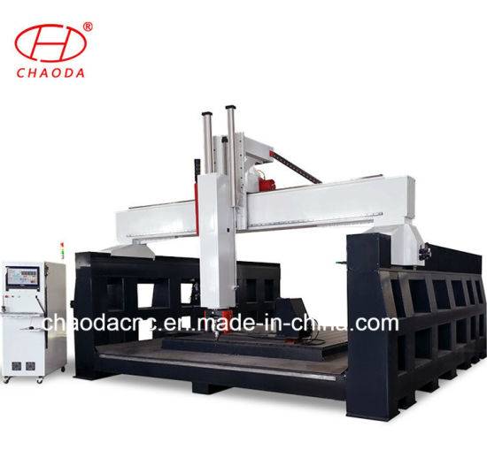 china best selling cnc 5 axis stone cnc machinery wood art cnc 5 axis router