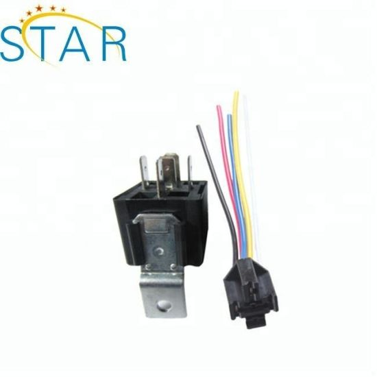 A Pin Automotive Relay Wiring on