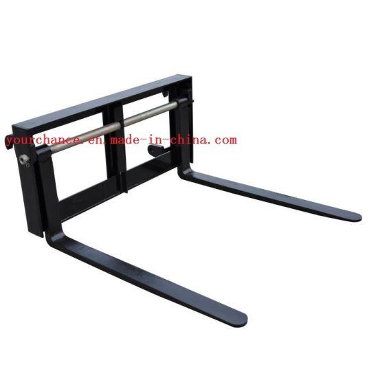 Hot Sale Pallet Fork for Kubota Tractor Front End Loader