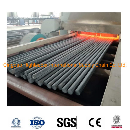 AISI 1045/SAE1045 Hot Rolled Steel Round Bar