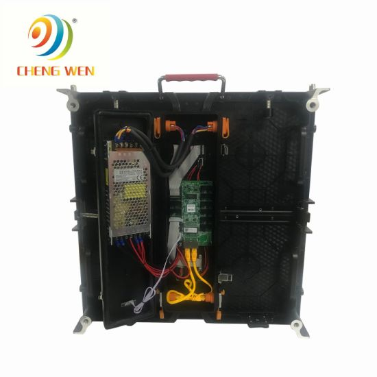 Indoor Die-Cating Aluminum Cabinet 768X768mm P3 Stage LED Screen for Video Display
