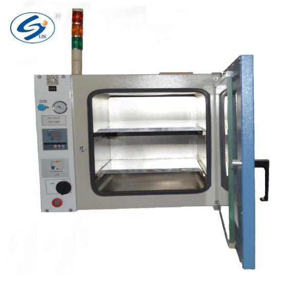 Industrial Vacuum Drying Oven Instrument