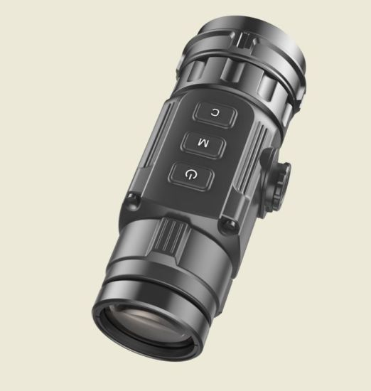 Mini Thermal Imaging Clip on Compatible with Various Day Optics