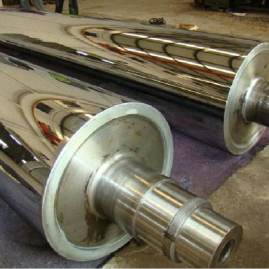 High Finishing Doctor Roller with Chromed Coating for Single Facer Machine