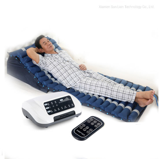 Hospital and Home Use Medical Grade PVC Air Mattress with Quite Air Pump