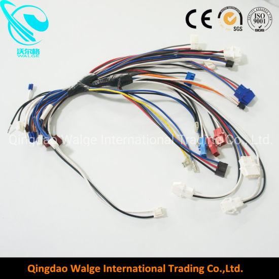 china customized computer wiring harness - china harness, wiring ...  qingdao walge international trading co., ltd.