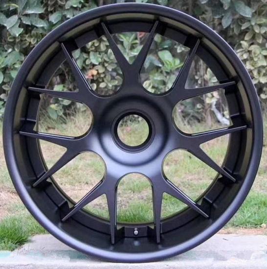 Half Concave Center Trailer Wheel Alloy Wheel