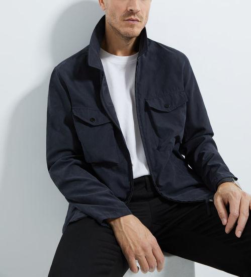 Custom New Lightweight Polyester Cheap Streetwear Mens Waterproof Windbreaker Jacket