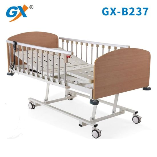 Electric Homecare Three Function Nuring Bed