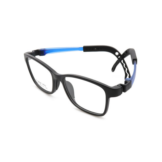 Wholesale Stock China Factory Custom Colorful Young Children Eyewears Tr90 Soft Optical Eyeglasses