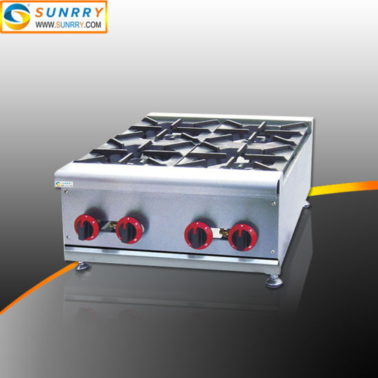 Gas Stove Stainless Steel Range