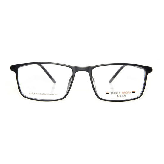 Wholesale Classical New Contracted Style Eyeglasses Tr90 Lightweight Optical Eyewear Frames for Adults