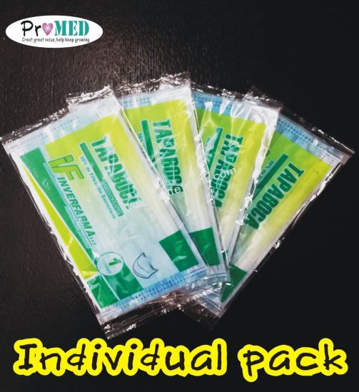 individual surgical mask