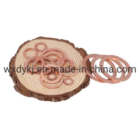 Top Quality Brass Bronze Copper Plain Flat Washer