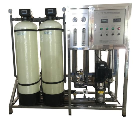 1000lph Water Purification Device/Water Desalination Machine/Pure Water System (KYRO-1000)