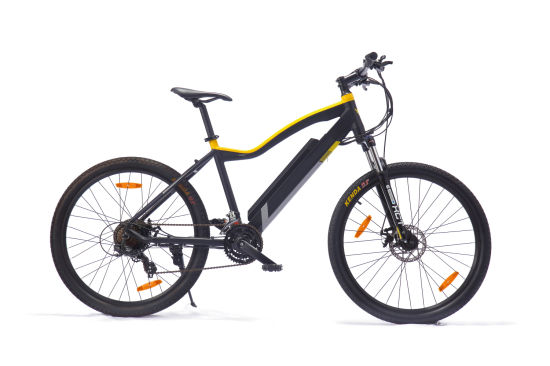 26inch Electric Mountain Bicycle Lithium Power Battery Wholesale