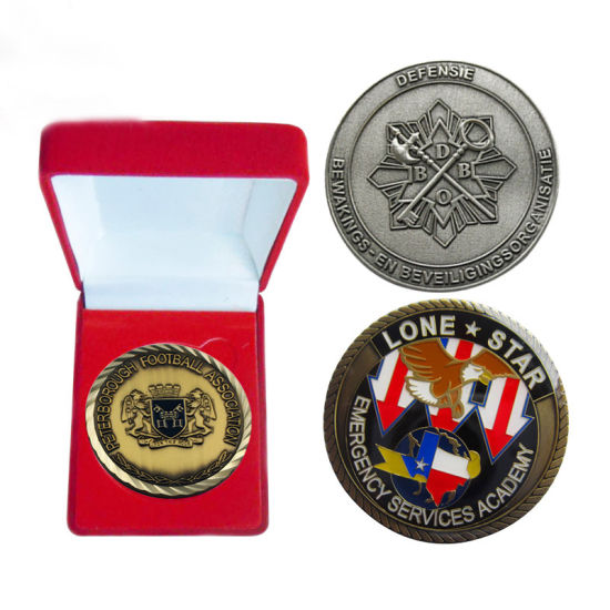 BSCI Top Sale Direct Factory Custom High Quality Metal Military Challenge Coins