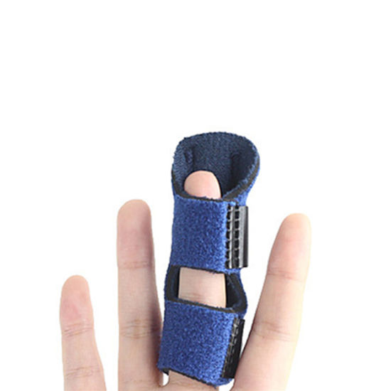 Breathable Waterproof Finger Splint for Straightening Curved Finger Splint Recovery Injury Bending Deformation Correction