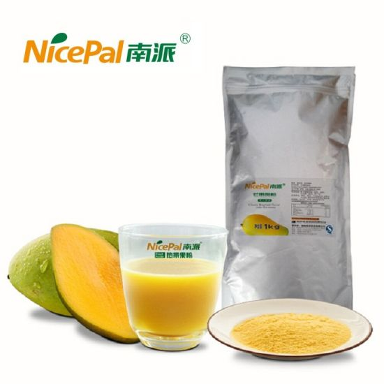 Fresh Spray Drying Mango Juice Powder pictures & photos