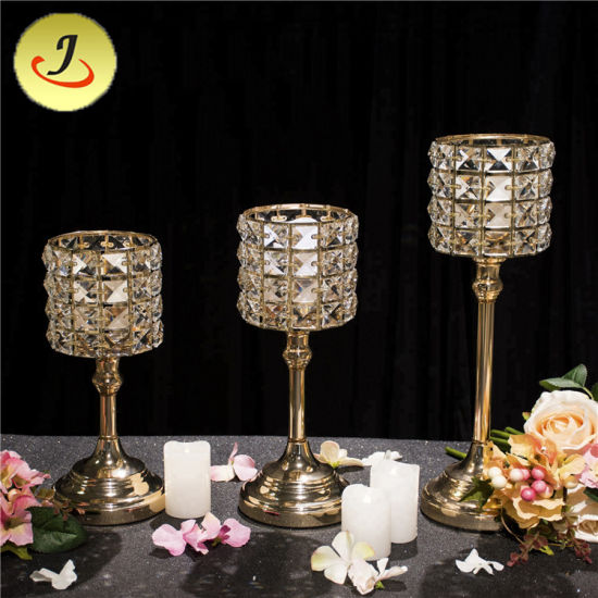 China Creative Simple Votiv Chalice Centerpiece For Wedding Table