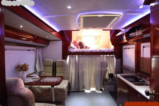China 2014 Jy 3800 Most Comfortable Motorhome - China