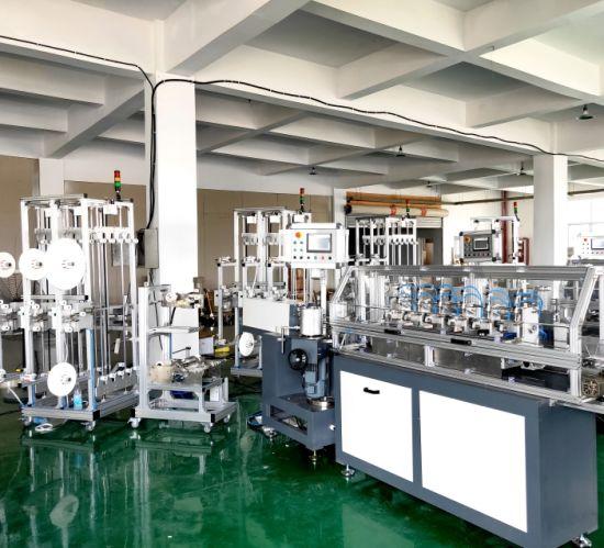 Manufacturer Straw Making Machine Drinking Paper Manufacturer Paper Straw Machine Set High Speed