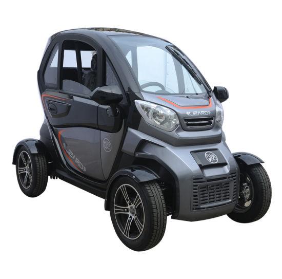 Smart Fashion Design 1200 2000 3000W Electric Vehicle Motor Closed Mini Electric Car