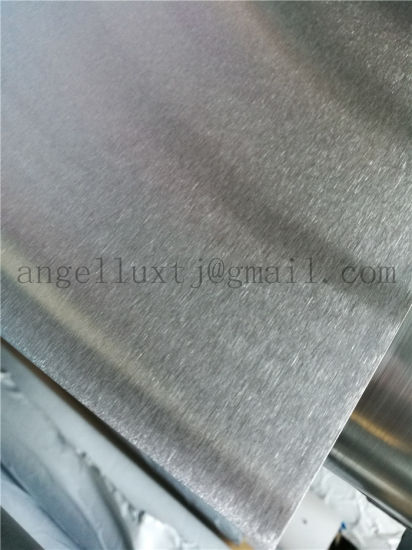 Sheets Type and ASTM, AISI Standard Ss304 No. 4 Finish Stainless Steel Sheet pictures & photos