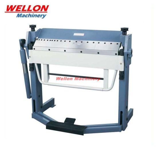 Pan and Box Bending Machine (Pbb1020/2A / Pbb1270/2A) Manual Bender Machine