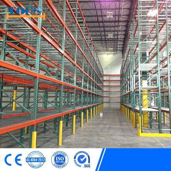 High Quality China Factory Direct American Warehouse Rack Provider for Barrels