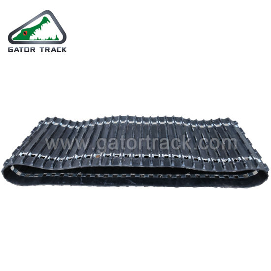 Rubber Tracks 500 Width for Snowmobile Tracks