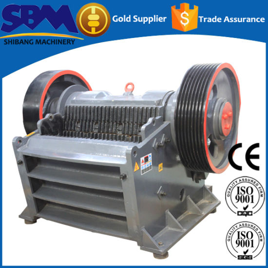 China Supplier Industrial Rock Crusher Machine pictures & photos