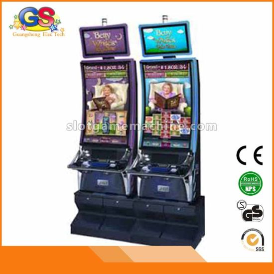 China Japanese Free Game Real Coin Video Casino Slot Machines For
