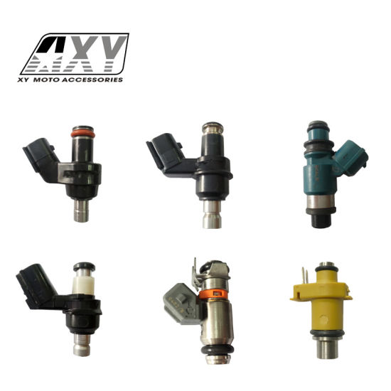 China Genuine Motorcycle Parts Fuel Injector Assy Nozzle for