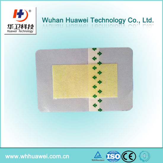 Promote Wound Recover Rapidly Transparency Surgical Wound Dressings pictures & photos
