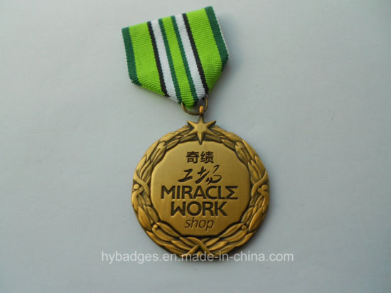 Military Army Coin, Annual Competition Medal (GZHY-Coin-004) pictures & photos