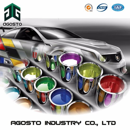 Chemical Resistance Acrylic Auto Paint with Strong Adhesion pictures & photos
