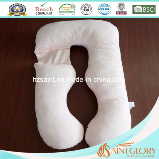 Super Soft Oversized U Shaped Pregnant Maternity Full Body Pillow pictures & photos