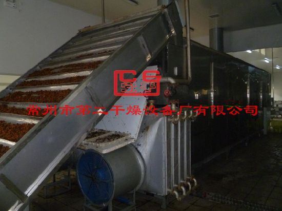 Fruits Vegetable Food Processing Drying Machine