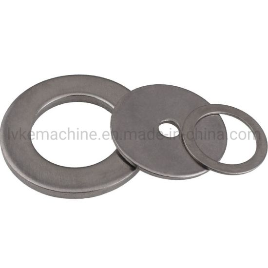 Fastener All Kinds of Flat Washer/Spring Washer/Square Washer DIN 9012 pictures & photos